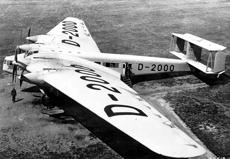 Junkers G-38