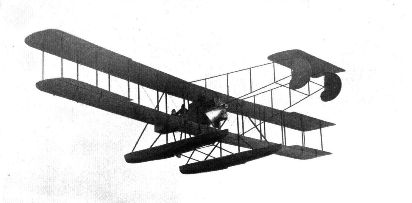 Wight Enlarged Navyplane